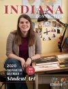 October Indiana Connection Cover