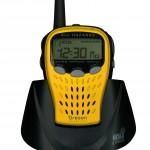 Oregon Scientific emergency weather radio WR601N_Yellow