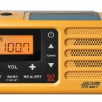 Sangean MMR-88 crank solar ER radio