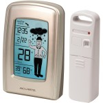 acurite what to wear weather station 00827