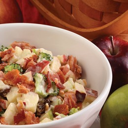 Apple-Broccoli Salad Recipe