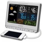 lacrosse wireless weather forecast station