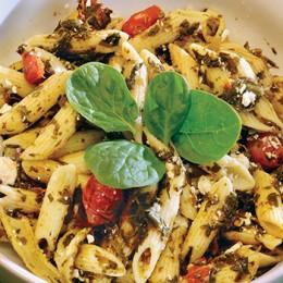 greek feta pasta