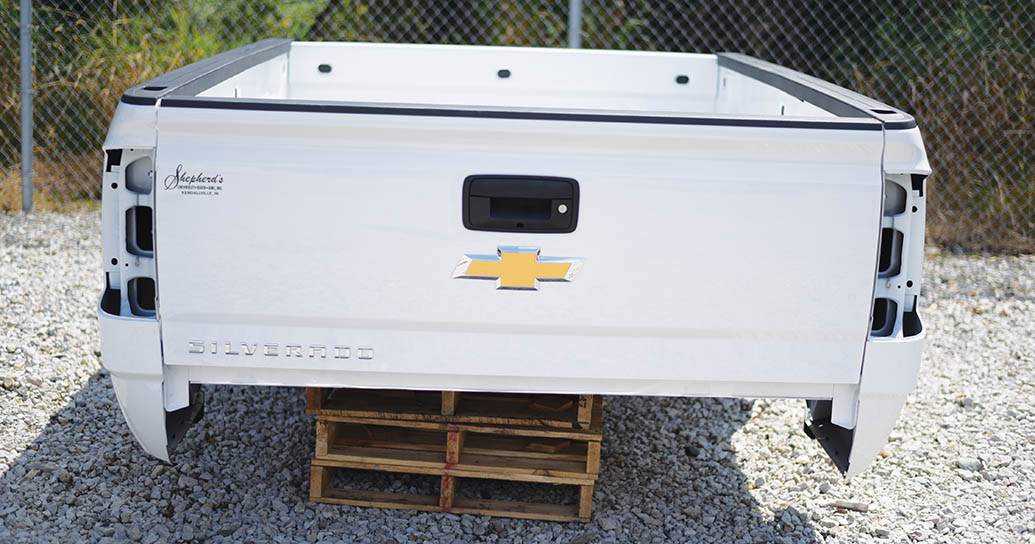 For Sale Chevy 8 Foot Truck Bed Indiana Connection