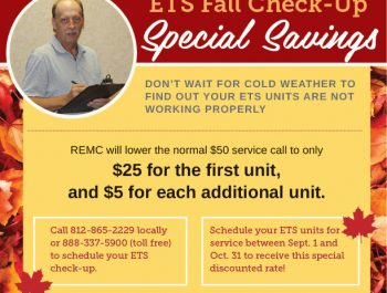 ETS FALL CHECK UP AD