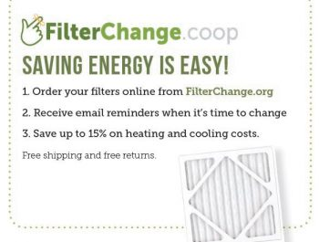 Filterchange.coop ad