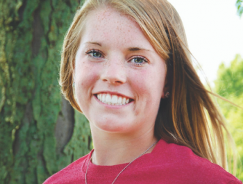 Sarah Mahnesmith the 2019 Youth Leadership Council candidate