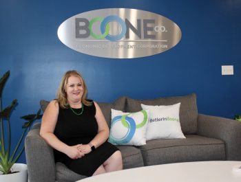 Photo of Boone County Economic Development Executive Director