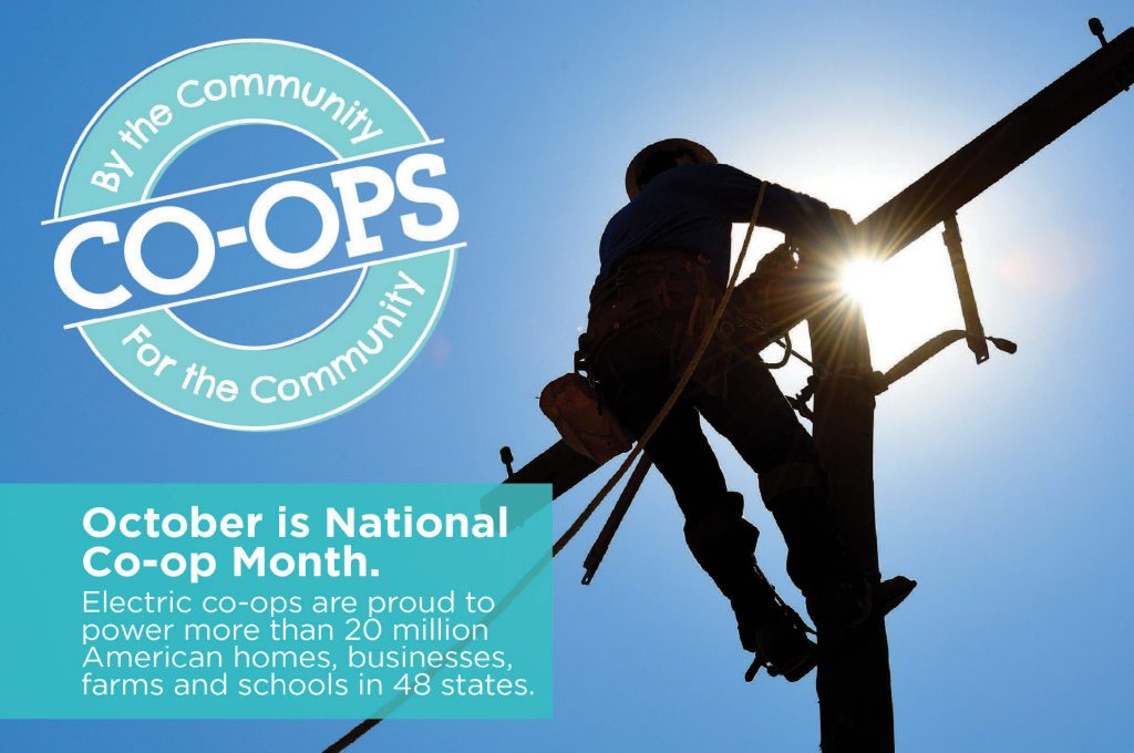 Co-op Month Ad