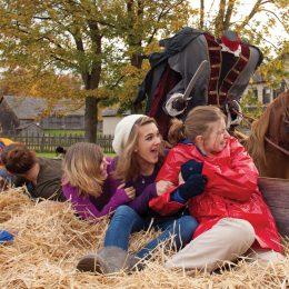 Headless Horseman at Conner Prairie