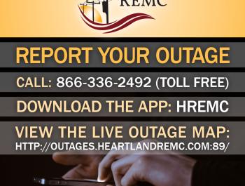 Heartland Outage Ad