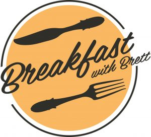 Breakfast with Brett logo