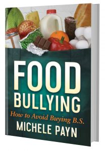 Copy of book Food Bullying