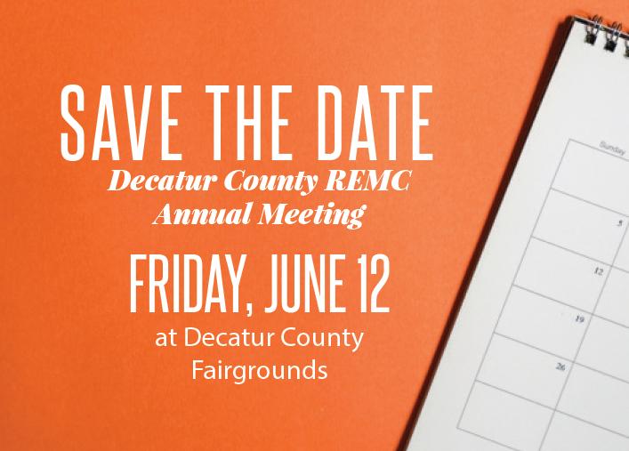 DCREMC Annual Meeting ad