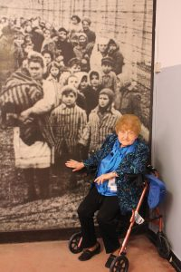 Photo of Eva Kor