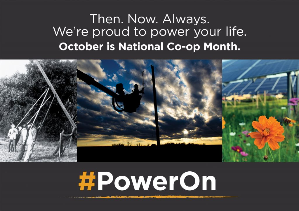 Co-op Month graphic