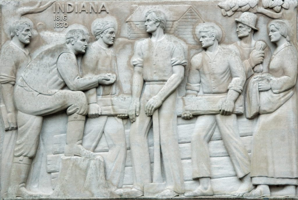 Photo from Lincoln National Boyhood Memorial