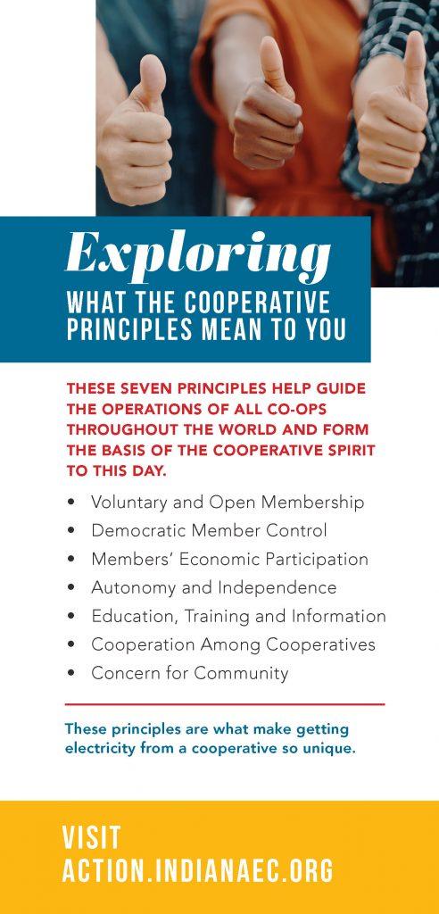 Seven cooperative principles ad