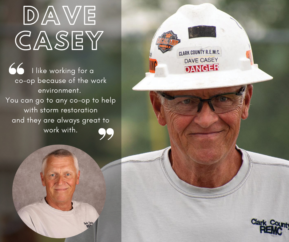 Dave Casey infographic