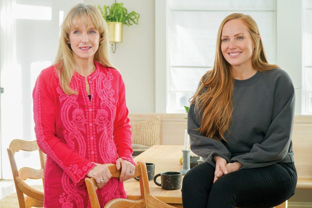 Mina Hawk and Karen E. Laine
