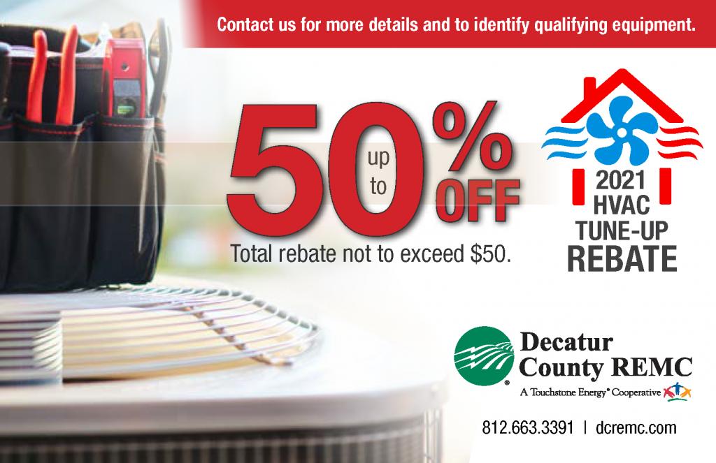 Tune Up Rebate Ad Decatur