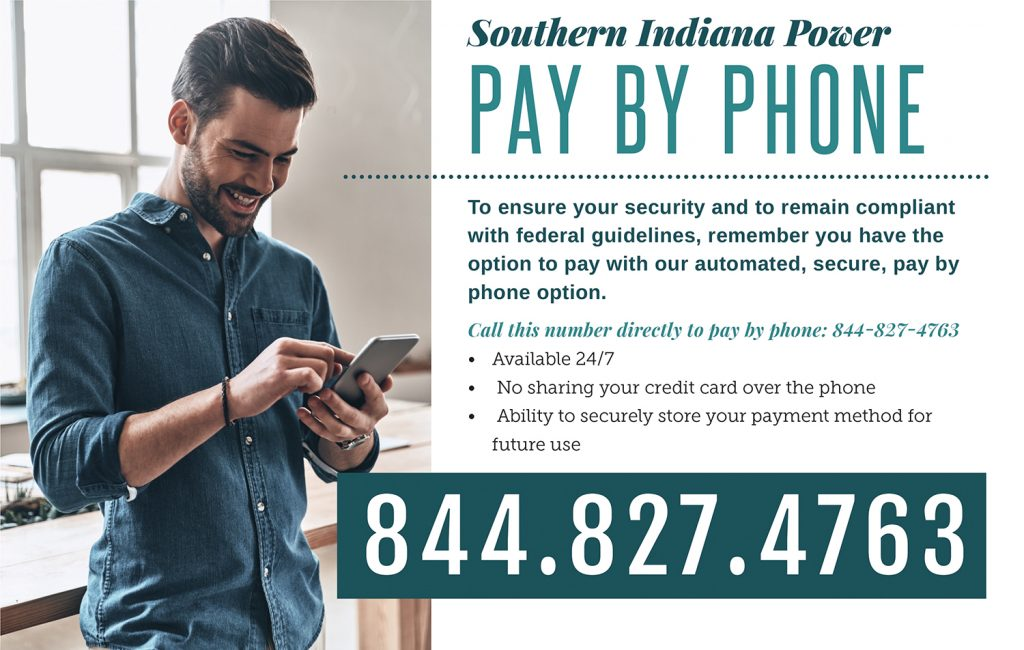 Pay by Phone Ad