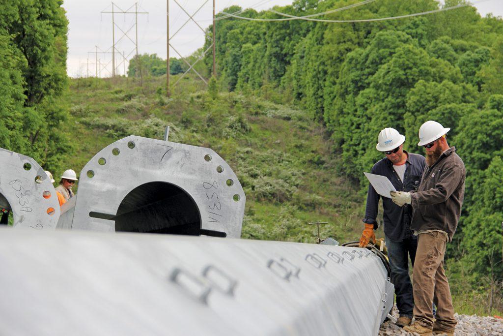 Photo of Hoosier Energy upgrades