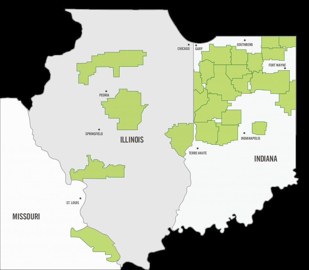 WVPA territory map