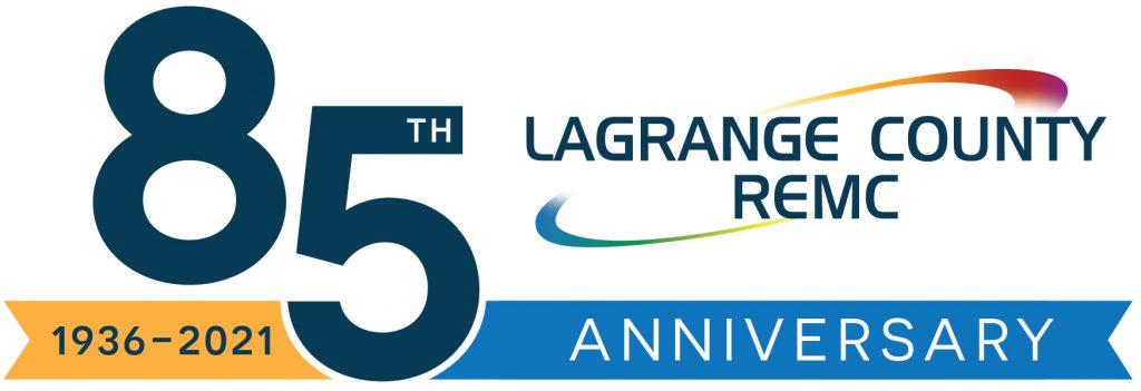 LG 85th anniversary logo