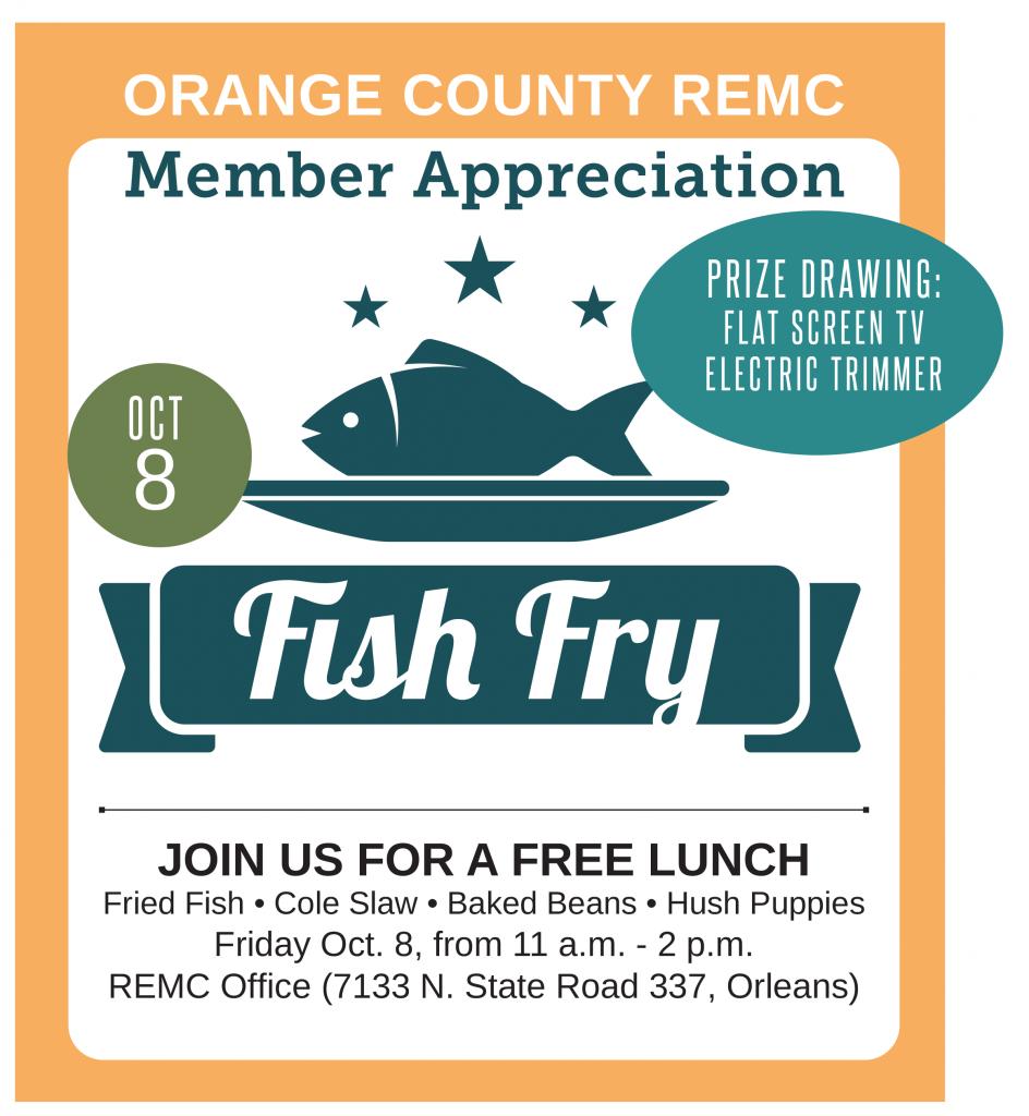 Fish Fry Ad