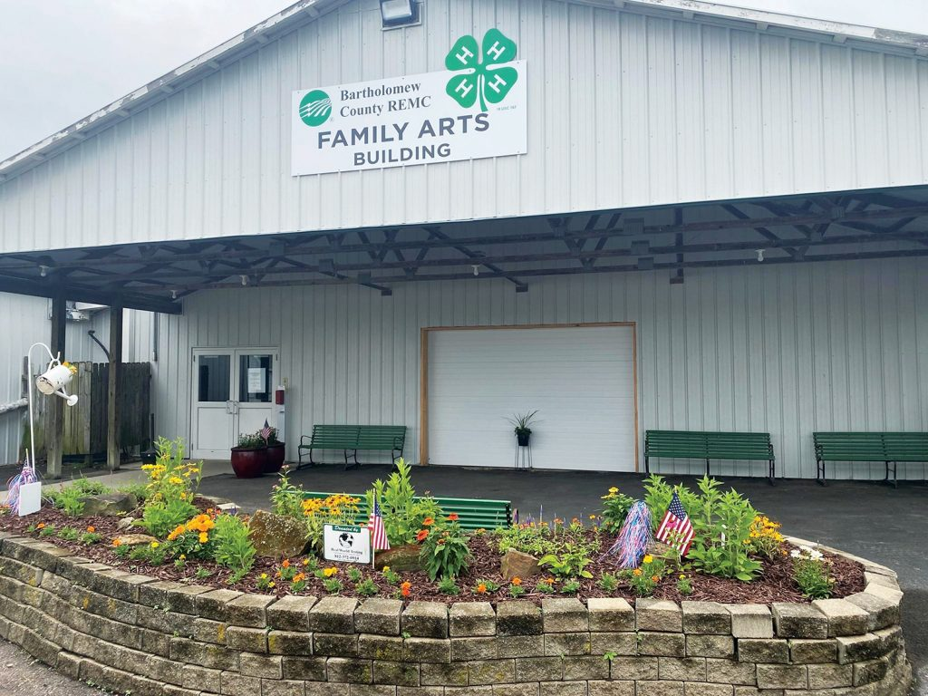 Bartholomew County Fair Family Arts Building